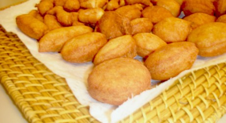 Sweet Fried bread