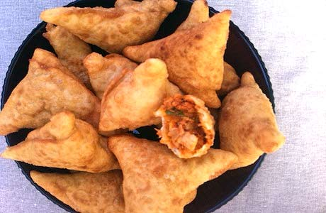 Somali Sambusas Recipes — Dishmaps