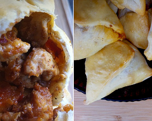 Somali Sambusas Recipe — Dishmaps