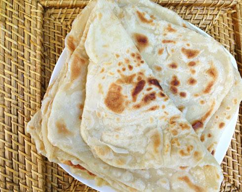 Sabaayad Flatbread My Somali Food
