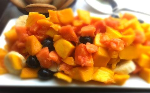 Fruit Salad My Somali Food